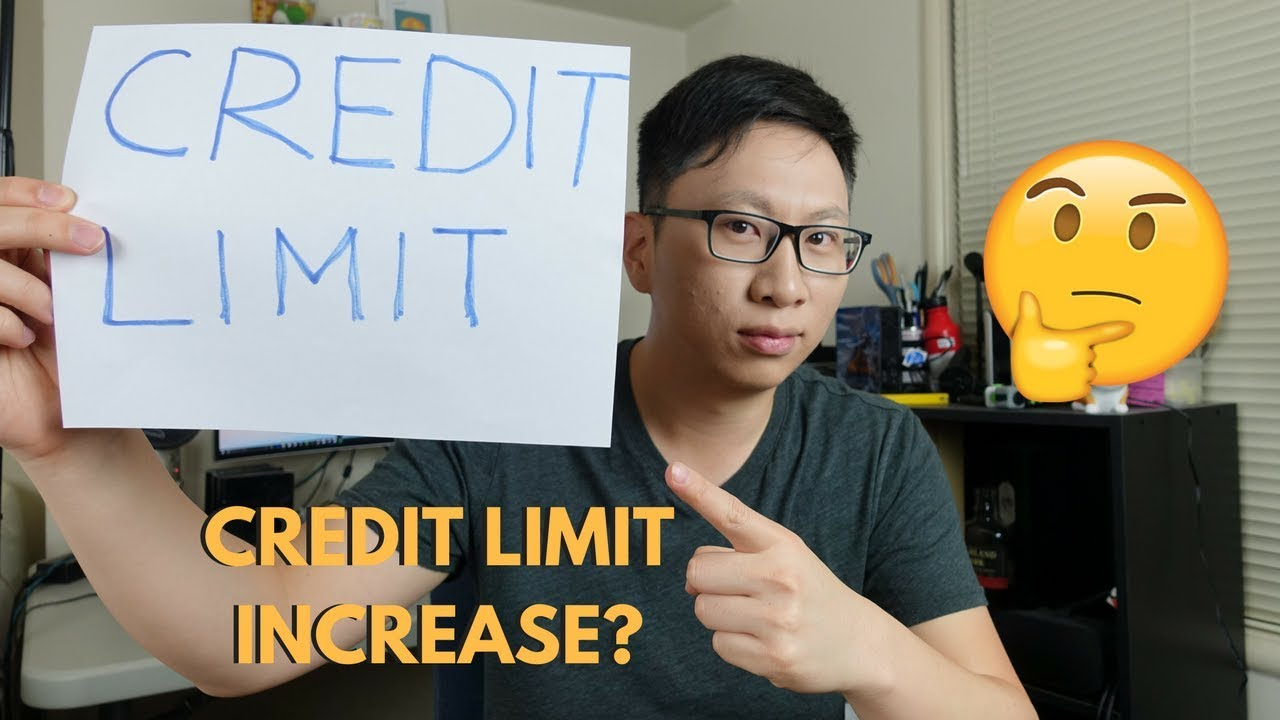 why you shouldnt ask for a credit limit increase