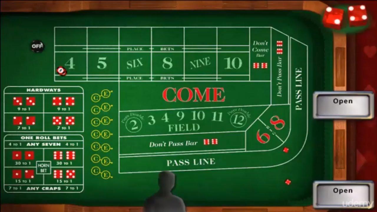 Como jogar craps betting binary options brokers blacklist 2021