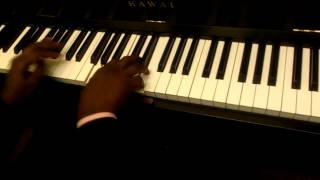 Dave Grusin-Mountain Dance-piano close up