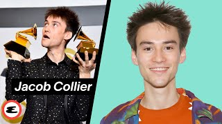 Jacob Collier Opens Up His Home Closet & Music Room   Curated   Esquire