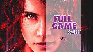 CONTROL - 100% Walkthrough No Commentary [Full Game] PS4 PRO