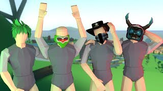 Playing Strucid With My Clan! (Roblox)