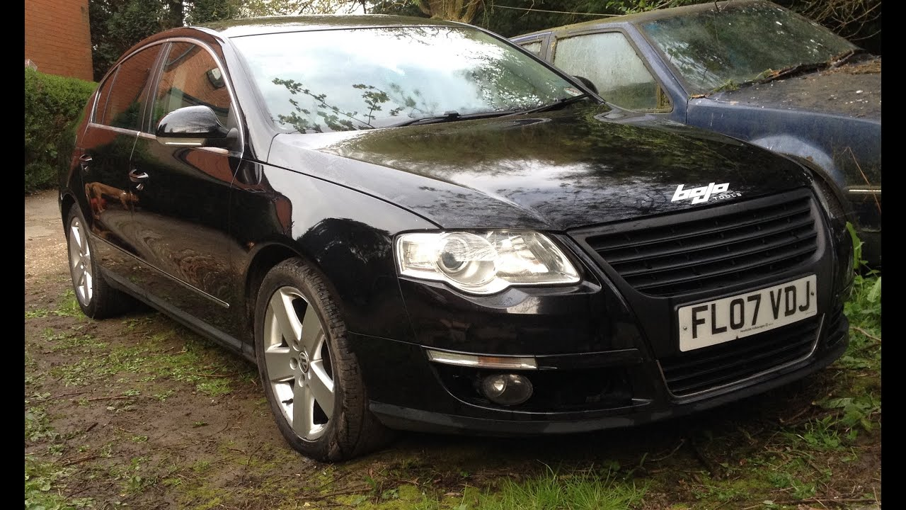 VW Passat B6 Stereo Removal How To 3C 20052011 Bojo Tip 1  YouTube