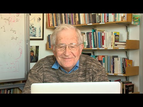 Noam Chomsky - The Untold History of U.S. Hegemony & Influence in Europe