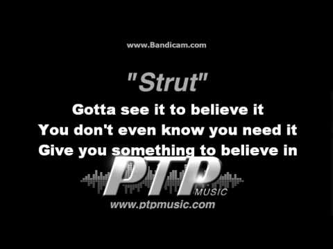 Strut (from Mckenna Shoots For The Stars) - with Lyrics