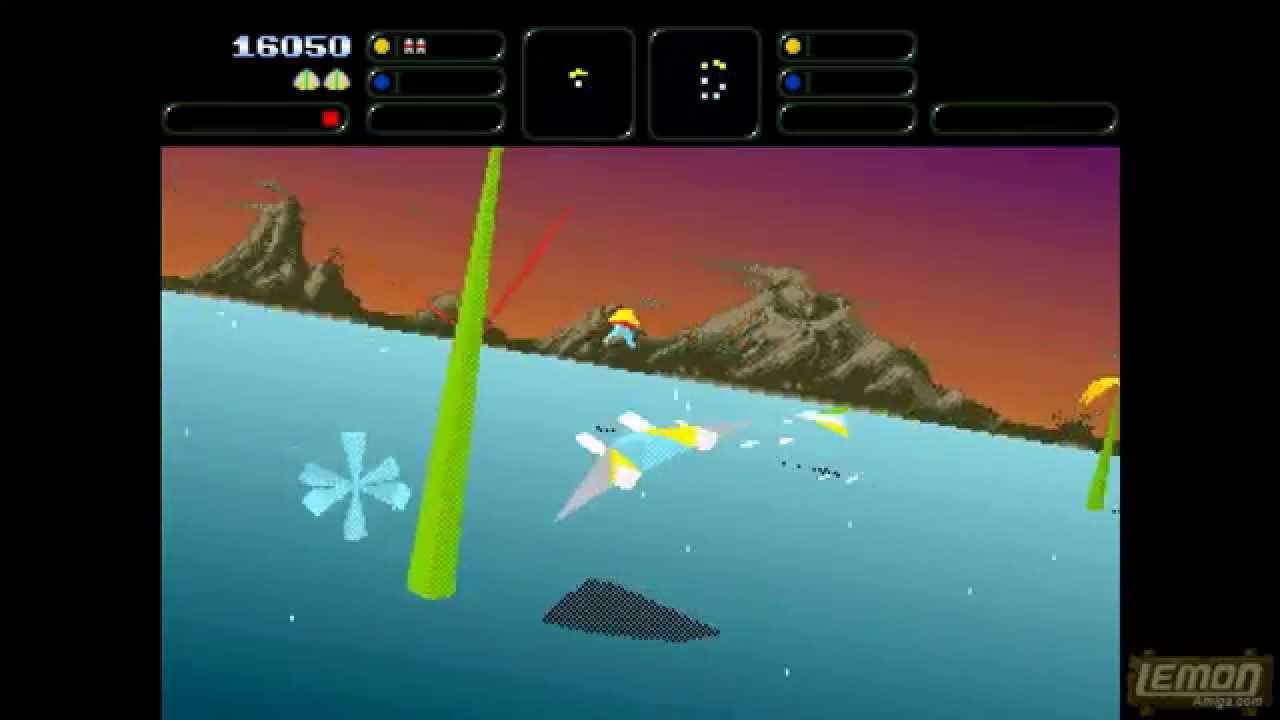 Guardian AGA (Amiga) - A Playguide and Review - by LemonAmiga com