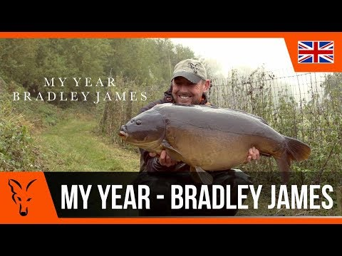 ***CARP FISHING TV*** My Year - Bradley James