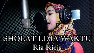 Video SHOLAT LIMA WAKTU - RIA RICIS (COVER) | TARIK SELIMUT - ZASKIA GOTIK download MP3, 3GP, MP4, WEBM, AVI, FLV Agustus 2018