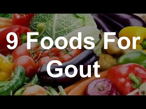 Good Foods Gout Diet