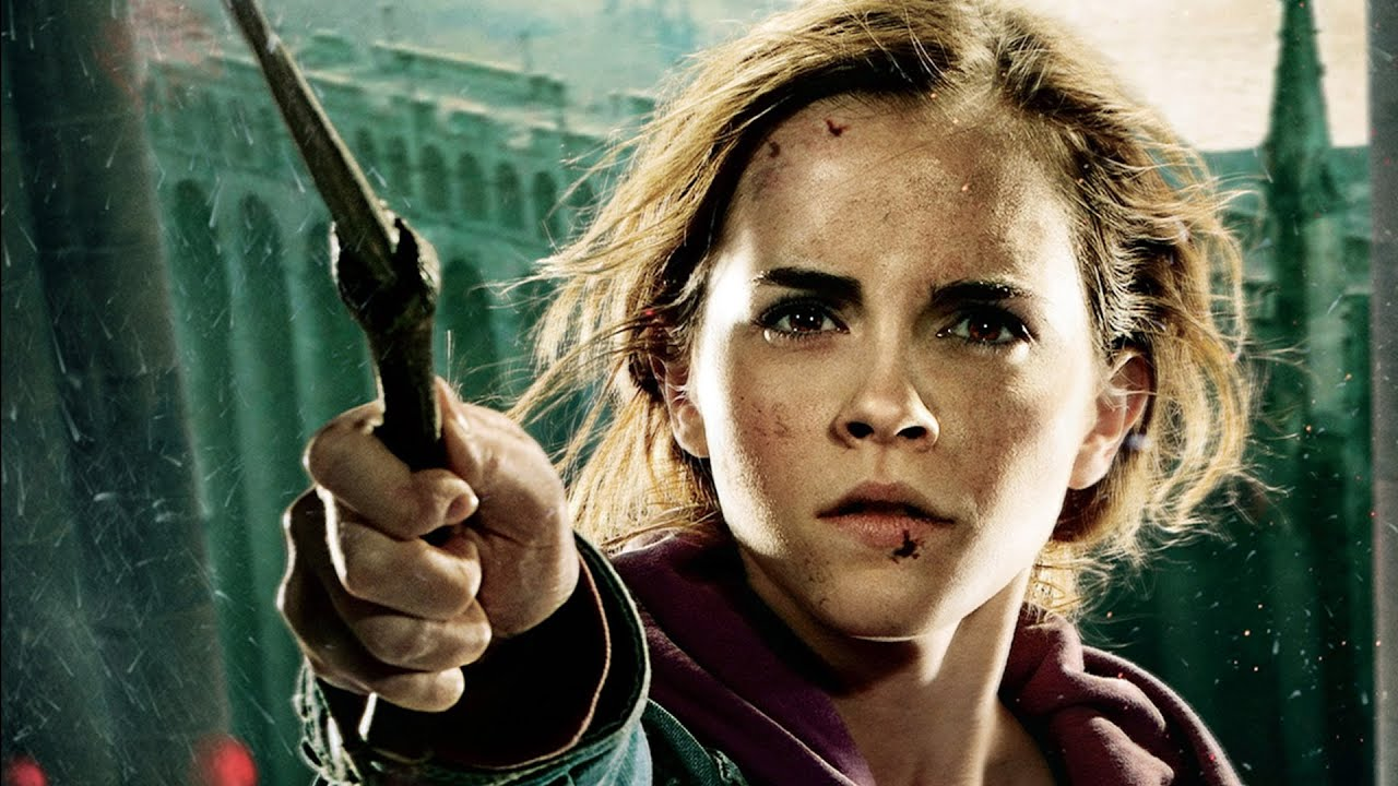 If Hermione Were The Main Character In Harry Potter