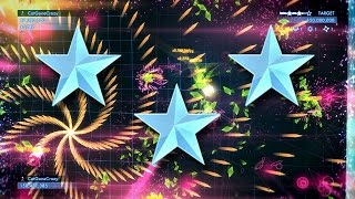 Geometry Wars 3: Dimensions - 3-star boss run
