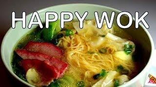 Dim Sum : Wonton With Char Siu Noodle Soup