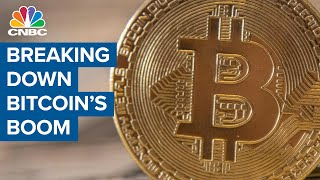 Economist breaks down the bitcoin boom and possible regulation ahead
