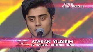 Atakan Yıldırım - Söyle Performansı - X Factor Star Işığı Resimi