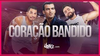 Coração Bandido - MC Menor MR| FitDance TV (Coreografia) Dance Video