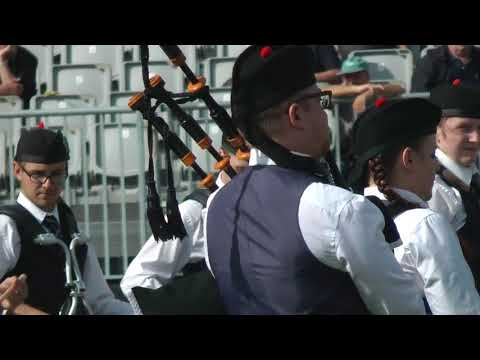 World Pipe Band Championships 2017 - Grade 2 Final: College of Piping (Summerside)