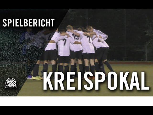 DJK SW Wiesbaden - SV 1913 Niedernhausen (1. Runde, Kreispokal Wiesbaden)