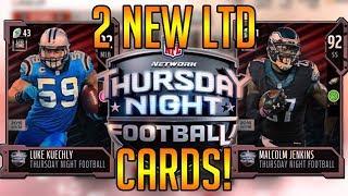 Madden 18 Ultimate Team :: 2 NEW LTD Thursday Night Cards! :: Madden 18 Ultimate Team