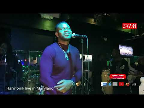 HARMONIK  Imparfait LIVE à Maryland (RADIO 3XFM) 11/23/2018
