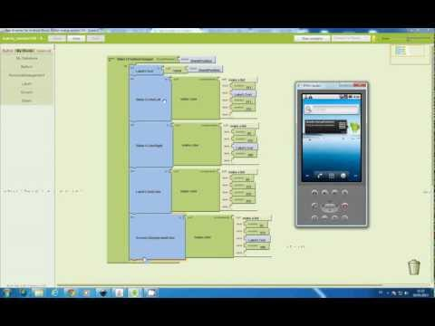 Lesson 14 How to work with listpicker in App inventor | FunnyDog.TV