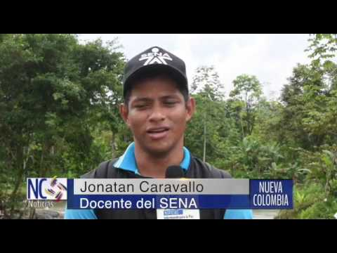 SENA en Vigía del Fuerte, Antioquia.