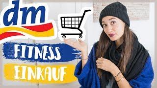 Fitness Einkauf - DM HAUL - Meine derzeitige Ernährung - Nehm ich Supplements?