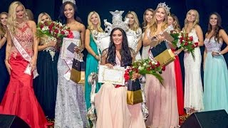 Miss Denmark 2016 Crowning - Helena Heuser