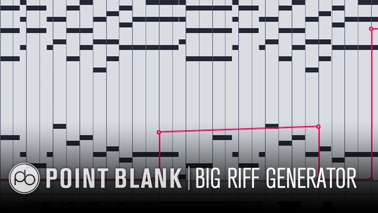 Ableton Live Big Riff Generator - Free Max For Live Download