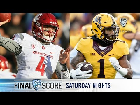 Washington State-Minnesota football Holiday Bowl preview