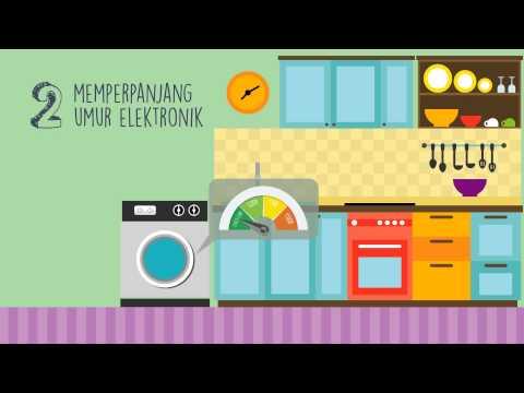 Iklan PLN (Motion Graphic)