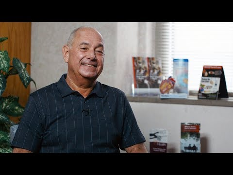 St Francis Medical Center Wellness Stories - Carl Chianese