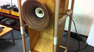 Field Coil Lowther Horn Speaker