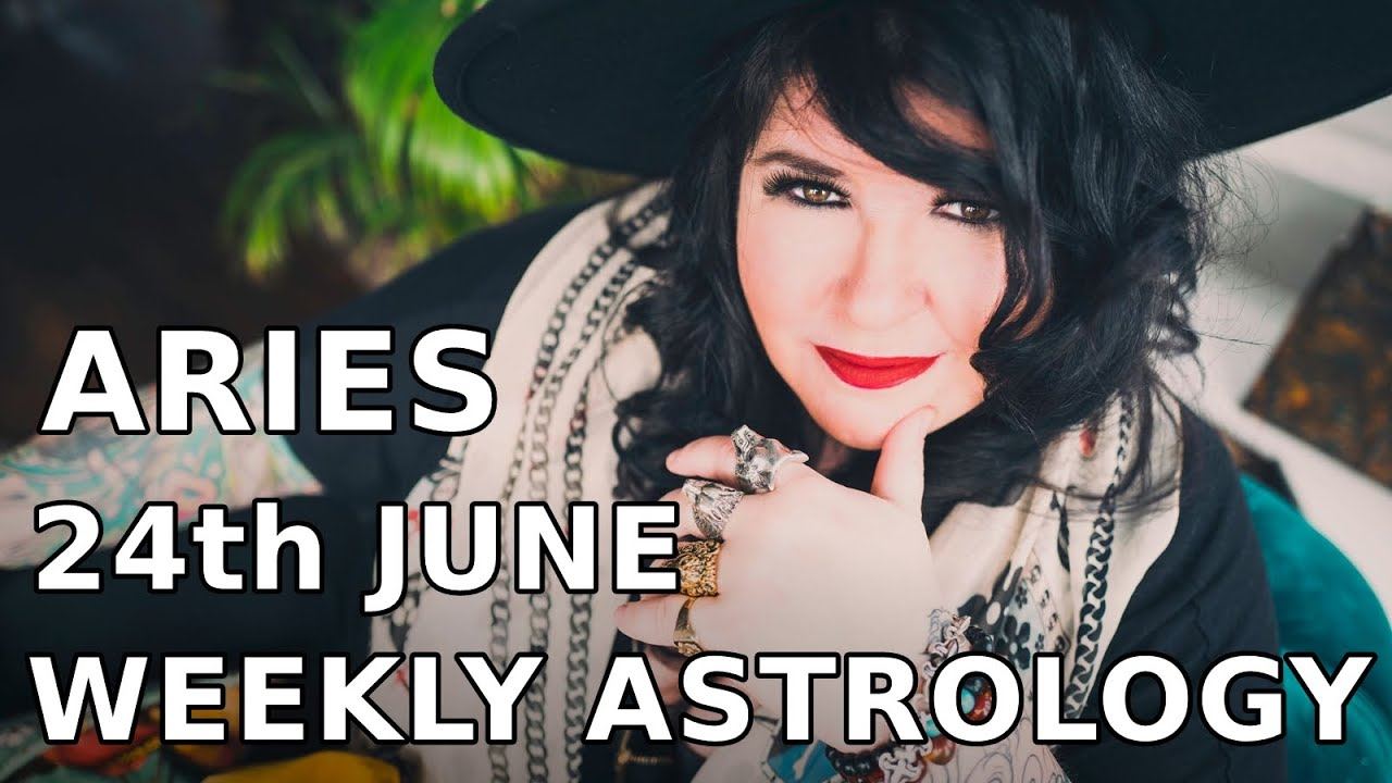 aries weekly astrology forecast october 19 2019 michele knight