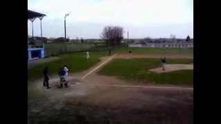КНТУ-АТМА. Чемпионат Украины по бейсболу 2013. Первый тур