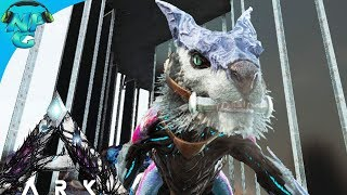 ARK Extinction - Easiest Way to Tame a Managarmr and How NOT to Raise Their Puppies! E8