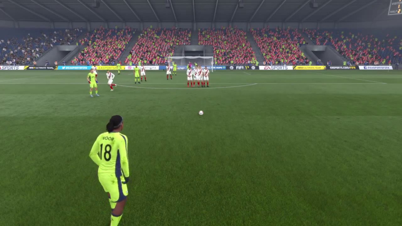 FIFA 17_pro club
