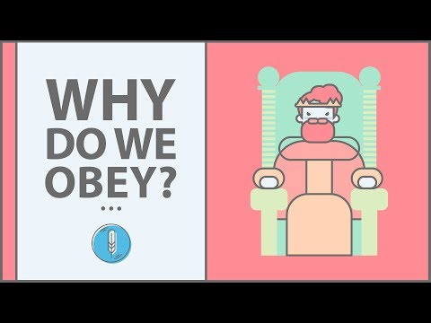 Why Do We Obey Authority? - The Milgram Experiments