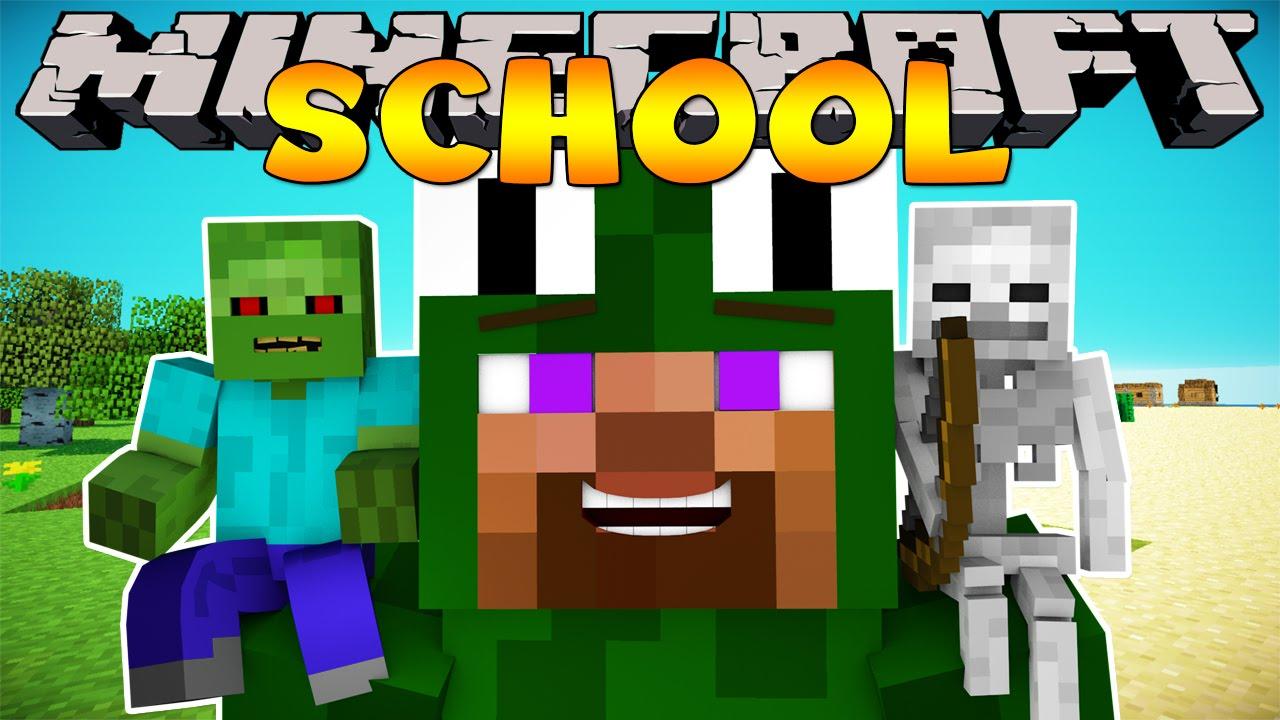 Minecraft School Arts And Crafts Battle Dolls