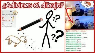 ¿ADIVINAS EL DIBUJO? - PINTURILLO 2