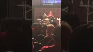 Vic Mignogna voicing his chair