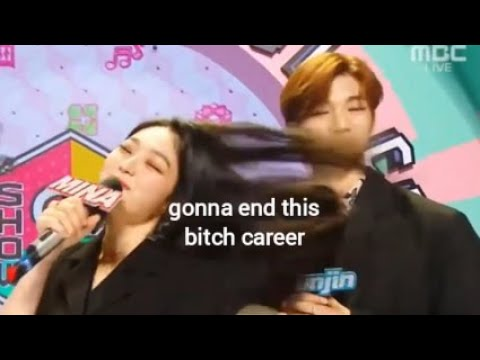 Download hyunjin and mina in a nutshell