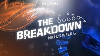 The Breakdown with Zirene: How to End a Game in 23 Minutes feat. FOX (NA LCS Spring Week 6)