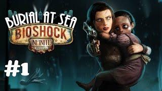 """Bioshock Infinite: Burial at Sea"" Episode 2 [1998 Mode] walkthrough [60FPS], Part 1 -Toy Department"
