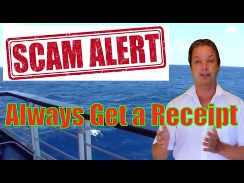 Graduation Cruise Canceled - Cruise Scam