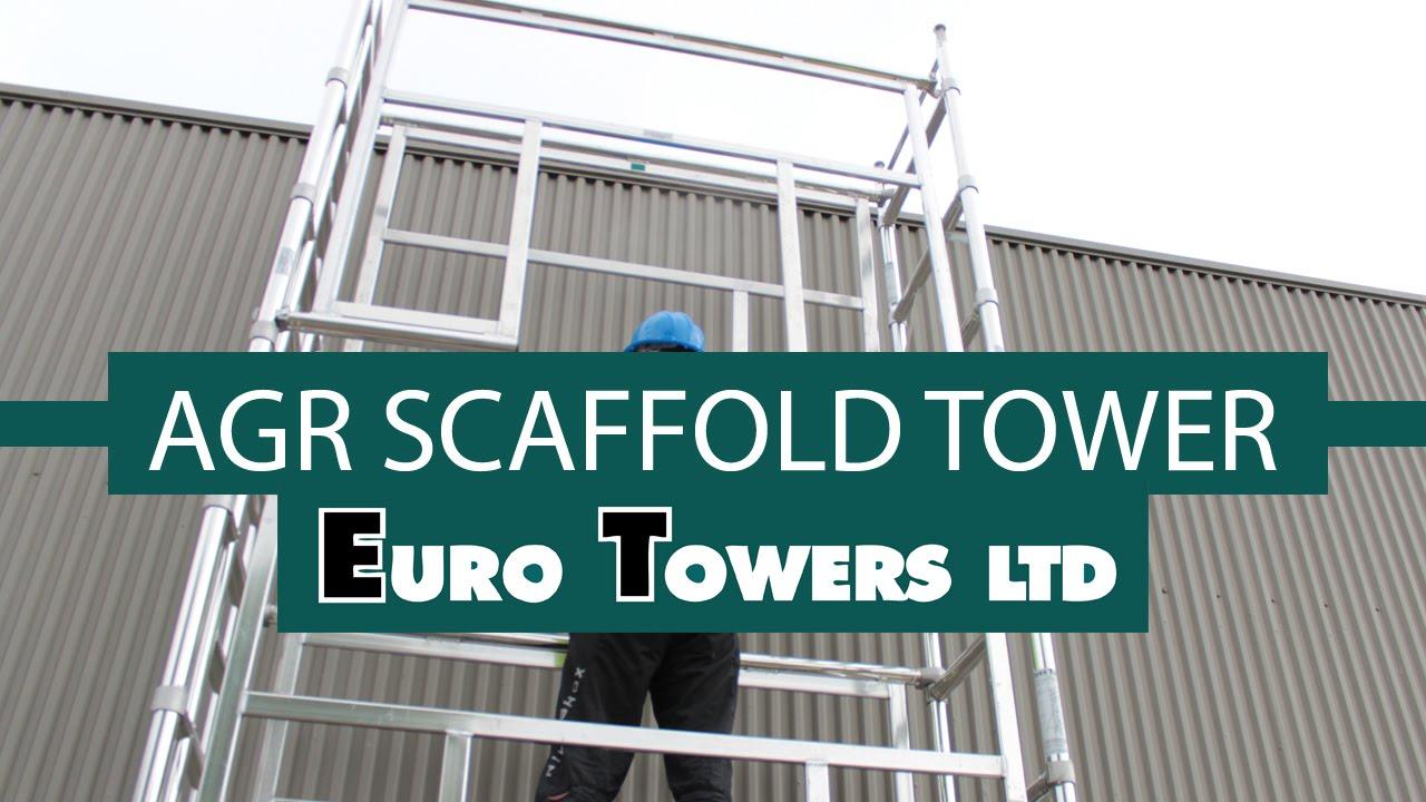 Euro scaffolding