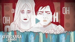 Elastic Heart (spanish version) - Kevin Karla & La Banda (Lyric Video)