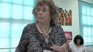 סרט לרגל פרישה - המנצחת מיה שביט