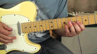 Rhythm Guitar Lesson - R&B Funk Soul Guitar Lessons Marty Schwartz guitar jamz