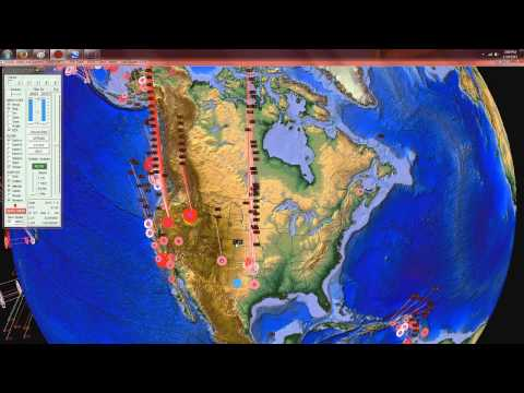 1/11/2015 -- OUT OF CONTROL fracking earthquakes! United States excessive movement explained