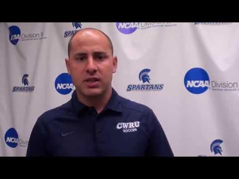 CWRU Head Men's Soccer Coach Brandon Bianco Previews the 2016 Season